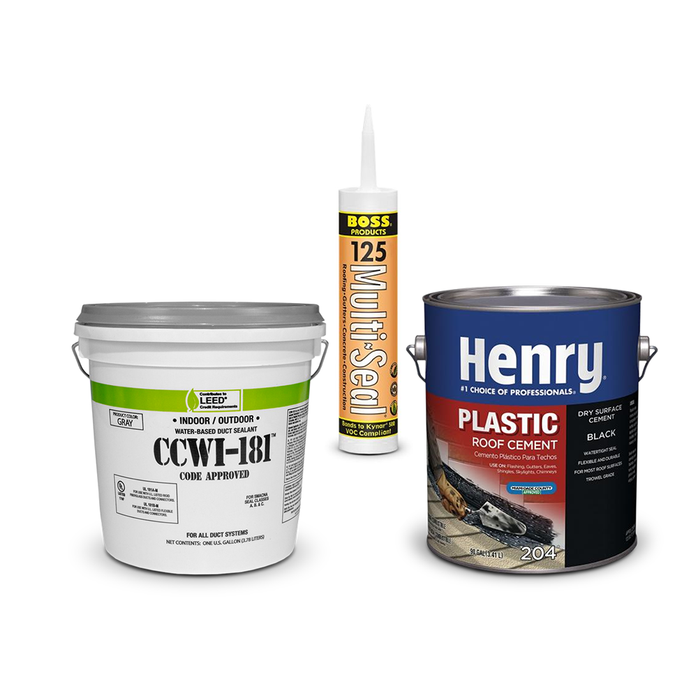 Caulking & Sealants