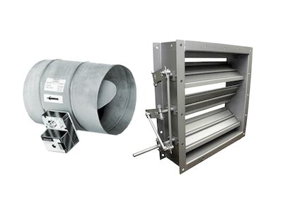 Commercial Zone Dampers