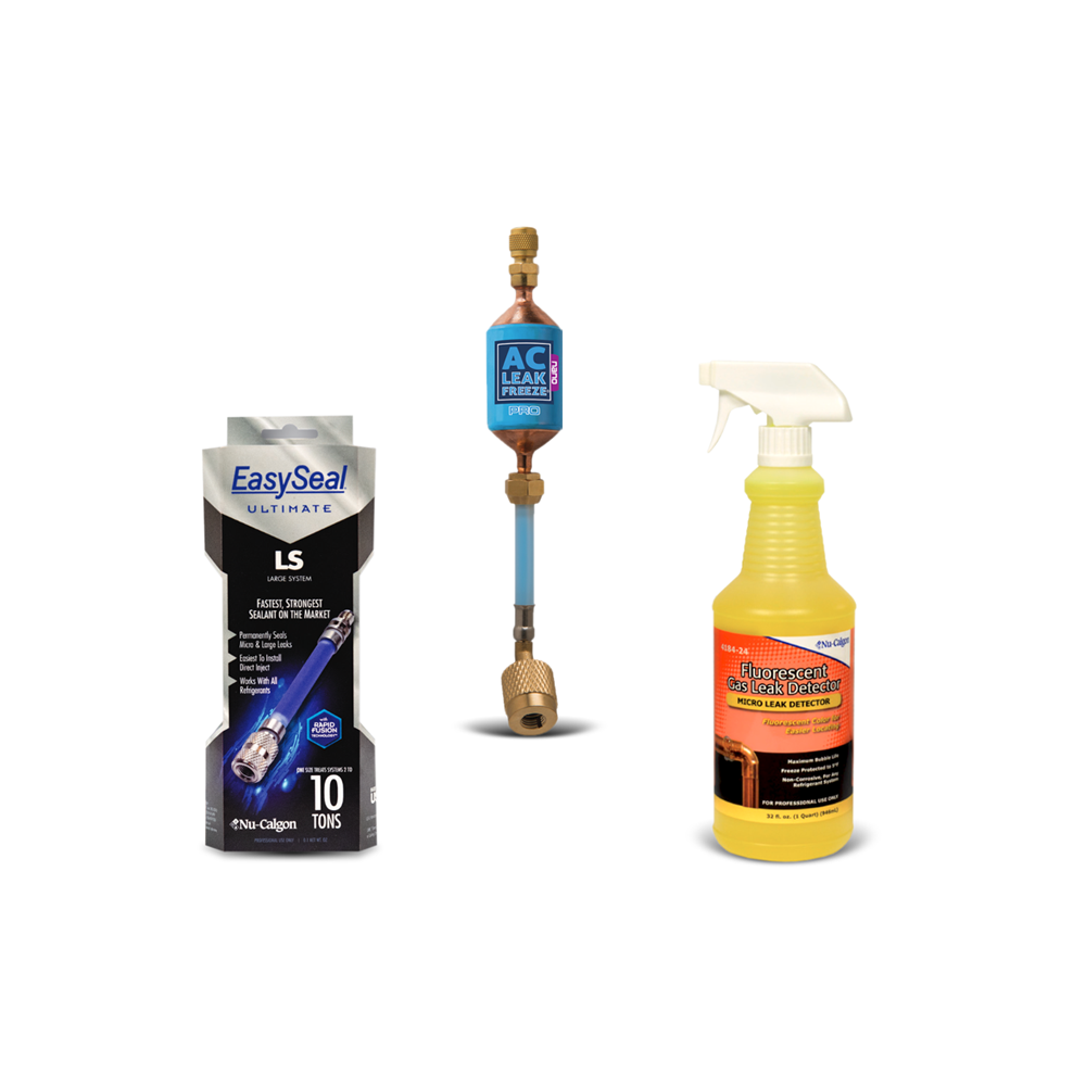 Leak Detection & Sealants