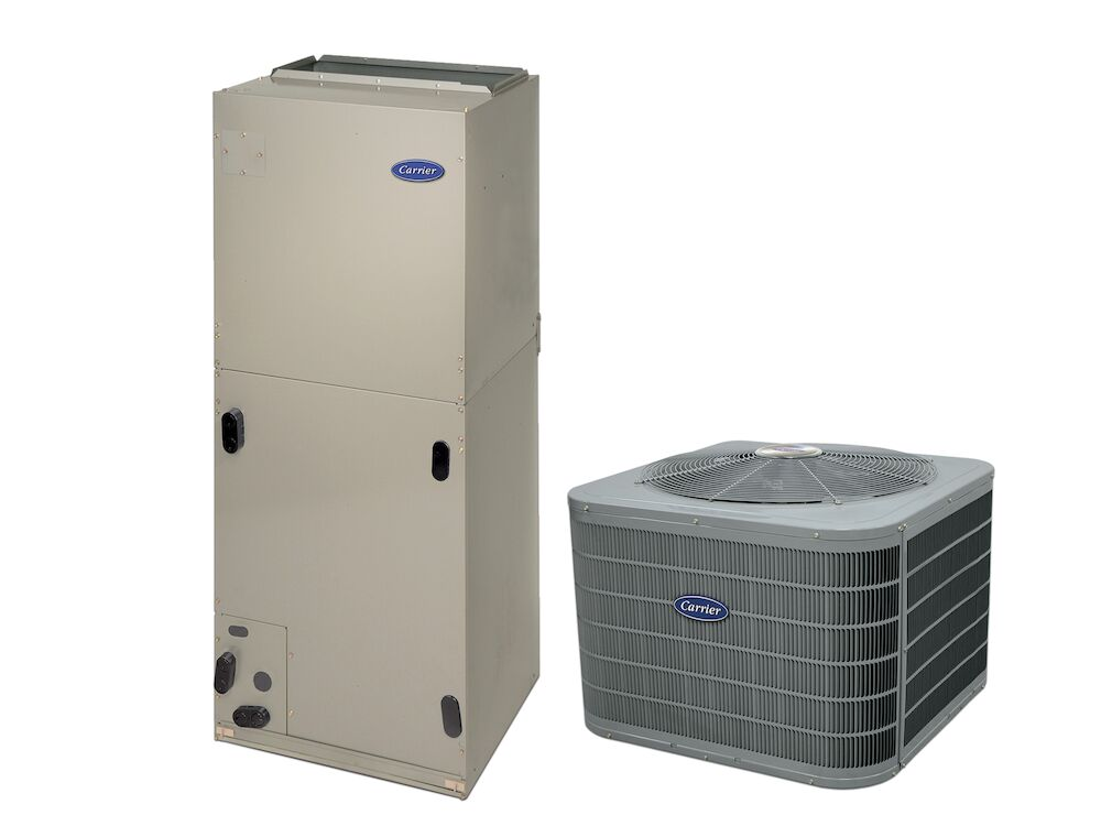 Matched Systems - Cooling Only/Gas Heat