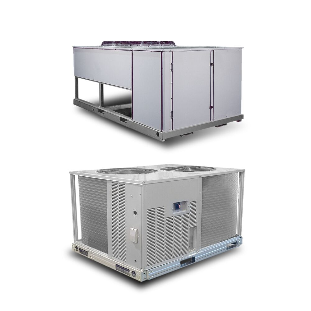 Outdoor Air-Cooled Cond Units