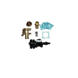 Valves, Fittings & Kits