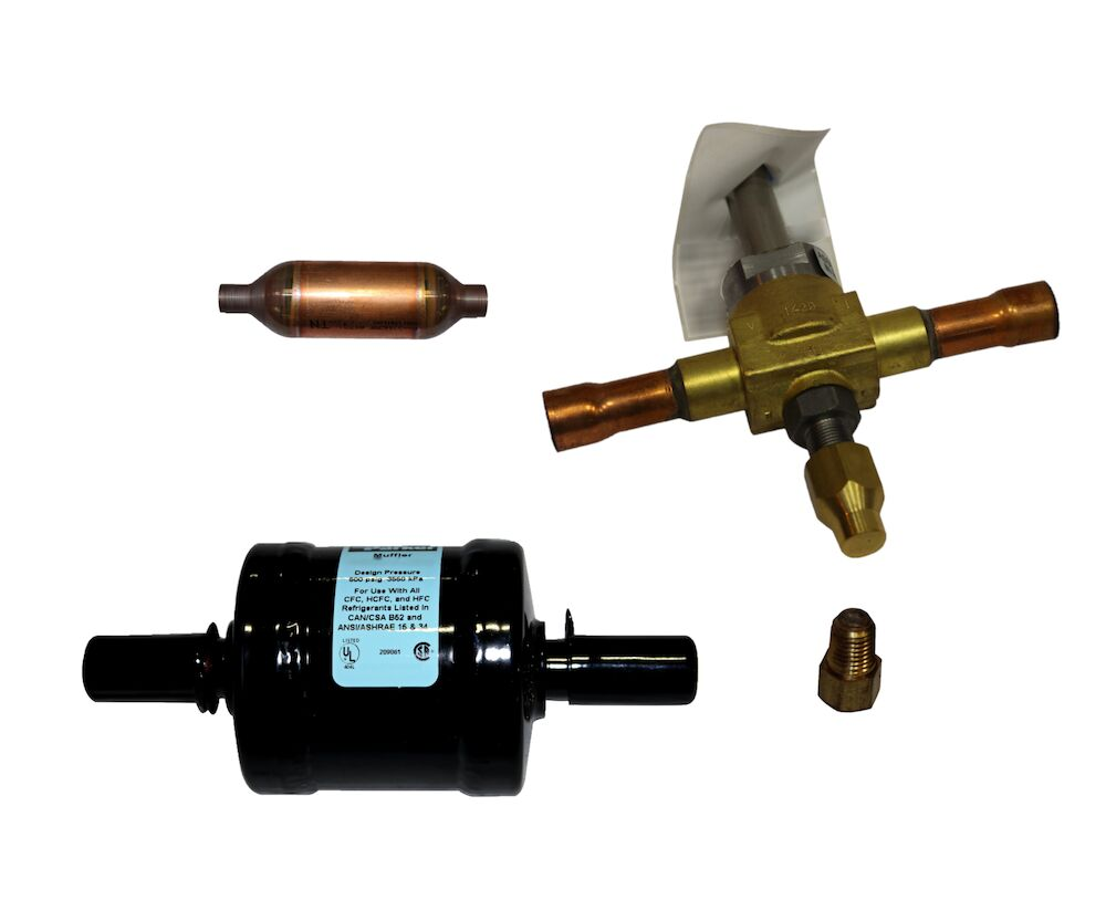 Valves, Piping & Accessories