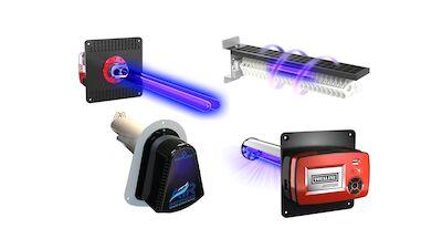 Germicidal UV Lights