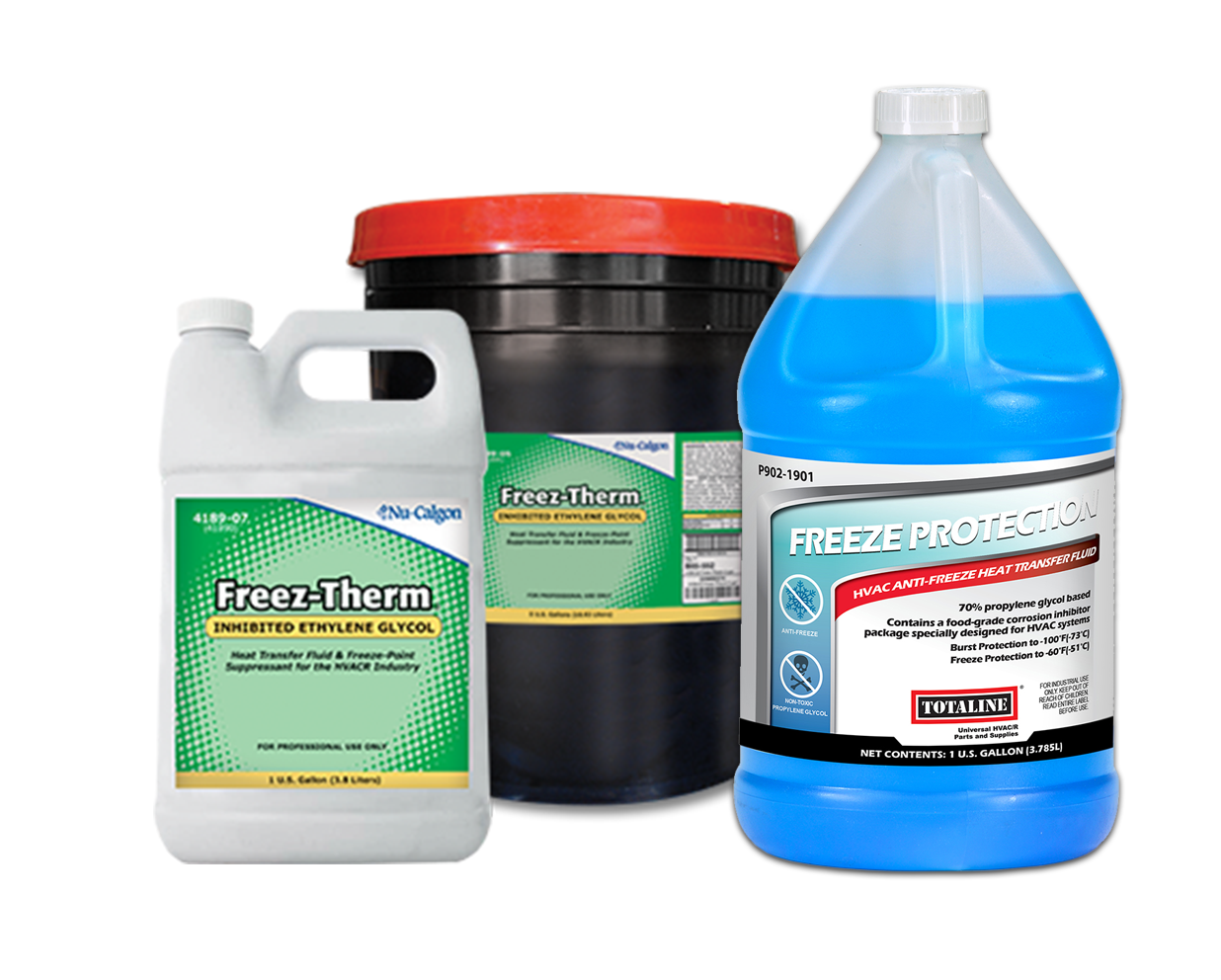 Antifreeze & Glycols