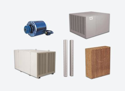 Complete Evaporative Cooler Kits