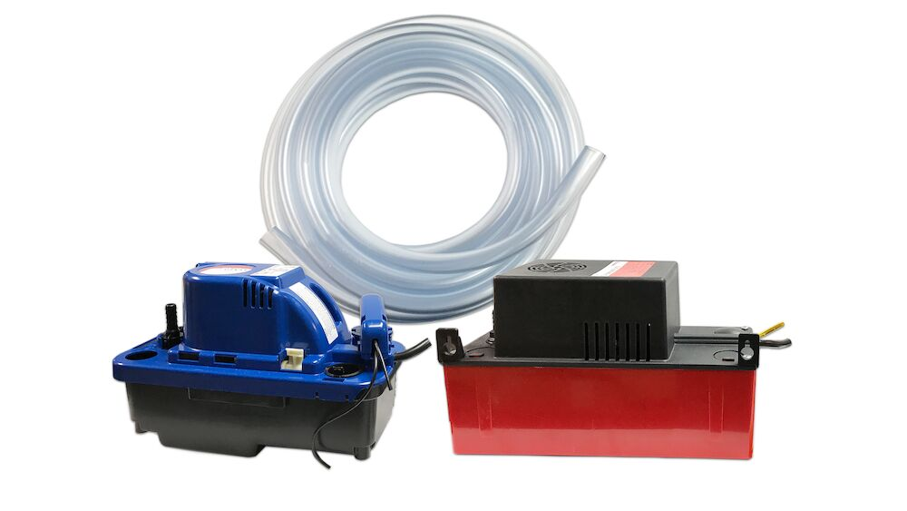 Condensate Pumps, Tubing & Accessories