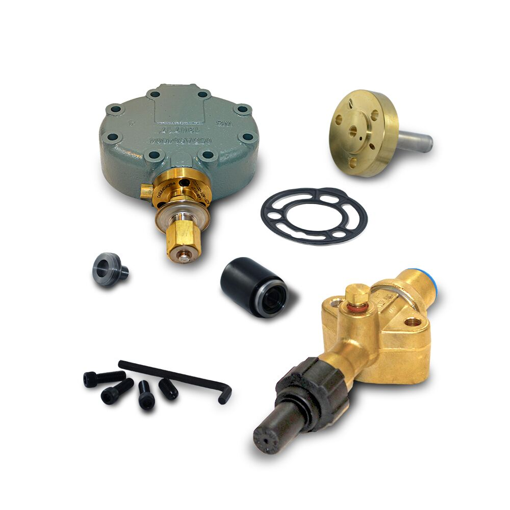 Valves, Fittings & Kits