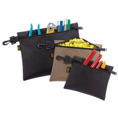 CLC® 3 Multi-Purpose Clip-On Zippered Bags