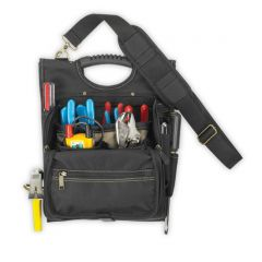 CLC® 21 Pocket Zippered Professional Electrician's Tool Pouch