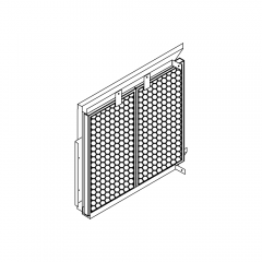 """20"""" x 20"""" Filter Rack with Filters"""