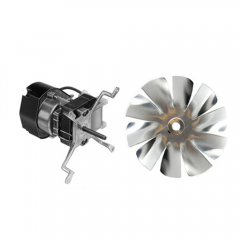 Packard® C-Frame Inducer Motor Kit with Centrifugal Switch 1/200hp - 3000rpm - 208/230Vac - 0.25A