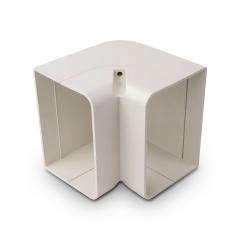 "SpeediChannel™ Line Set Cover 90° Inside Elbow 4"""