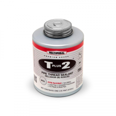 Rectorseal T Plus 2® Pipe Thread Sealant with PTFE 1pt.