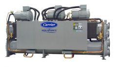 30HX  AquaForce® High-Efficiency Indoor Liquid Screw Chiller