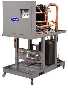 30MP  AquaSnap® Indoor Water-Cooled/Condenserless Liquid Chiller Puron® Refrigerant (R-410A)