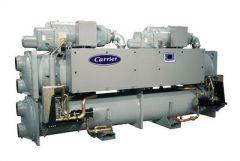 30XW  AquaForce® High-Efficiency  Water-Cooled Indoor Liquid Screw Chiller R-134a Refrigerant