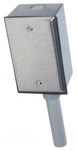 33ZCSENOAT  Outdoor Air Temperature Sensor w/ Bell Box Enclosure