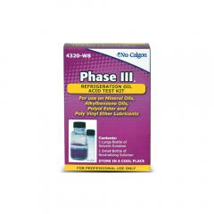 Phase III® Refrigeration Oil Acid Test Kit