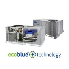 48GC WeatherMaster® Single-Packaged Rooftop Units with EcoBlue™ Technology