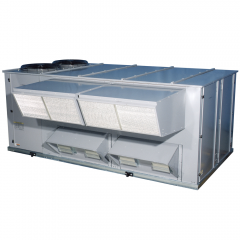 50A WeatherMaker® Single-Packaged Rooftop Units Electric Cooling Puron® (R-410A) Refrigerant