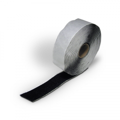 "Cork Insulation Tape 1/8"" x 2"" x 30' Roll – Black"