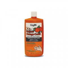 ClenHands Orange Crush™ Hand Cleaner with Pumice 15oz