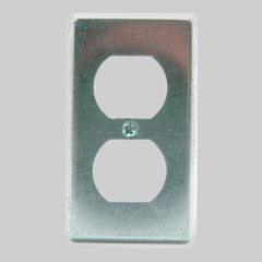 Two Duplex Receptacle Cover