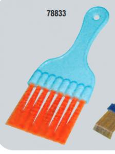 "Mars® Fin and Coil Whiskbrush, 6-3/4"""
