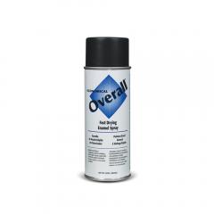 Spray Paint - Flat Black 10 oz.