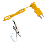 ATWB1  k-type, wet bulb with clip