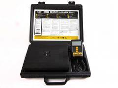 Enhanced Wireless Refrigerant Charging Scales 220lb