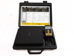 CPS® Compute-A-Charge® Refrigerant Charging Scale 220 lb.