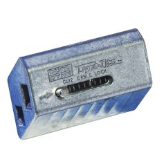 """Duro Dyne Dyna-Tite® Cable Lock for 3/32"""" Wire Rope, 10 Pack"""