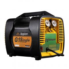 G1Single Refrigerant Recovery Machine 700CFM 0.26 lbs/minute Vapor 8.55 lbs./minute Liquid