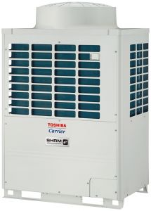 Toshiba Carrier Single-Phase Heat Recovery