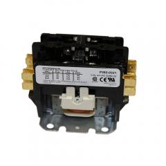 Totaline® Contactor 2 Pole, 24Vac Coil, 30FLA, 40RA, Screw Terminals