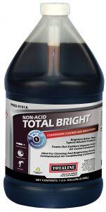 Non-Acid Total Bright Condenser Cleaner And Brightener 1gal.