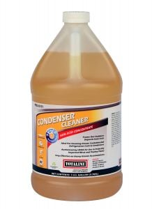Non-Acid Condenser Coil Cleaner Concentrate 1gal.