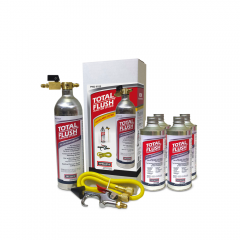 Total Flush Kit with Canister Tool & Injection Valve 4pk 19.5oz.