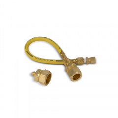 """Pro-Flush™ Line Set Adapter - Includes Fittings for 3/8"""" 3/4"""" & 7/8"""""""