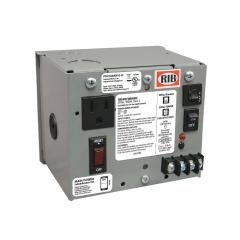 Enclosed AC Power Supply 120Vac Primary, 24Vac Secondary, 100Va