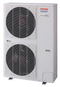 Toshiba Carrier Lt. Commercial Heat Pump