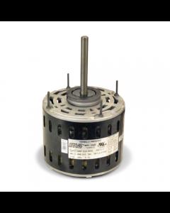 Mars® Direct Drive Blower Motor 1 HP, 1075 RPM, 208/230 Volts, 5.6 FLA, 15µF/370v Cap Rating, 3 Speed
