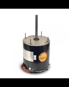 Mars® Multi HP Condenser Fan Motor 1/6-1/3 HP, 1075 RPM, 208/230 Volts, 2.8 FLA, 7.5µF/370v Cap Rating, 1 Speed