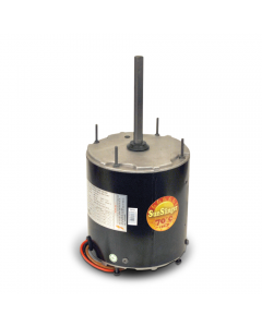 Mars® Multi HP Condenser Fan Motor 1/6-1/3 HP, 1075 RPM, 208/230 Volts, 2.5 FLA, 5µF/7.5µF/370v Cap Rating, 2 Speed
