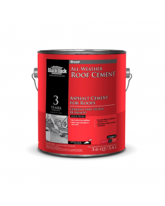 Black Jack® All-Weather Roof Cement 1gal.