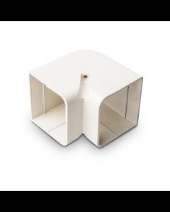 "SpeediChannel™ Line Set Cover 90° Inside Elbow 3"""