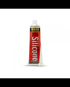 Boss® 326 Hi-Temp Red Silicone Sealant 3oz. Tube