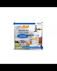 Rx11-flush® Starter Kit 1lb